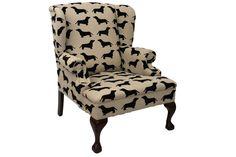 dachshund chair | The Dachshund