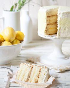 Summer Lemon Cake