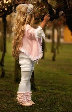 My hair was just as long when I was little! Hope my baby girl has long beautiful hair to. My Baby Girl, Baby Kind, My Little Girl, Girly Girl, Little Girl Fashion, Toddler Fashion, Kids Fashion, Little Fashionista, Kids Outfits