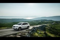 Refreshed 2017 Acura MDX Makes World Debut in New York with Bold New Styling, Upgraded Features and Sport Hybrid Powertrain