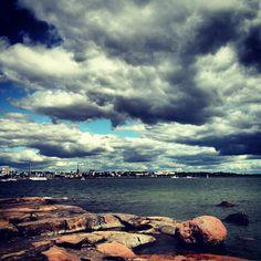 Pihlajasaari in Helsinki