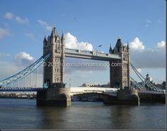 Ponte mais famosa de Londres, Inglaterra. Essa cidade não é o máximo?