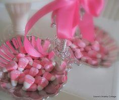 pink candy corn!