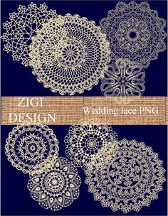 Printables lace doily clipart, wedding lace doilies, lace clipart overlay, lace clip art, lace pattern, lace digital, digital clipart PNG