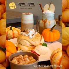 First Soufflé Pancake Shop from Tokyo to open in Toronto. Handcrafted Pancakes originated from Japan. Fuwa Fuwa means fluffy fluffy in Japanese and that is the feeling you'll get when having our pancakes. Pancake Shop, Fuwa Fuwa, Souffle Pancakes, Japanese Pancake, Fluffy Pancakes, Dessert Recipes, Desserts, Toronto, Sweets