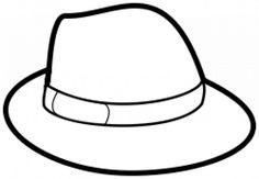 dibujos de sombreros - Buscar con Google Dibujos De Sombreros e16211e787d