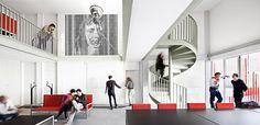 Viviendas Universitarias / Guallart Architects