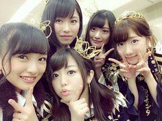 Mion Mukaichi & Minegishi Minami, Yokoyama Yui, Kitahara Rie, Kashiwagi Yuki, #AKB48 #NGT48 #2017