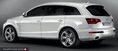 Audi presents maritime-inspired Q7 Coastline Concept