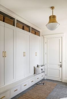 Idea, formulas, along with resource with regards to receiving the greatest outcome as well as attaining the max usage of Modern Home Renovation Mudroom Cabinets, Mudroom Laundry Room, Greige Paint Colors, My New Room, Home Renovation, New Homes, House Design, Home Decor, Benjamin Moore