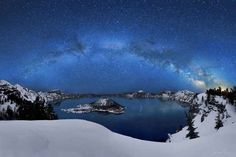 How to shoot epic landscape photos at night