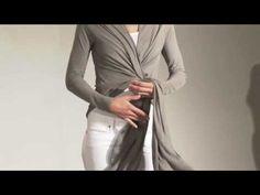 Lilla P origami wrap video
