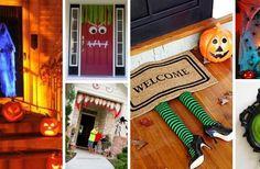 63 Best Halloween Door Decorations for 2017 🎃