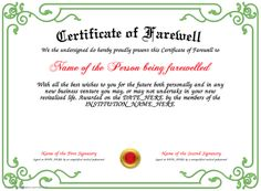 1000 Images About Awards Certificate Templates On