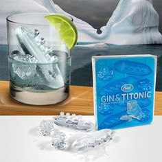 Original ice cubes that dont only refresh your drink but also your day