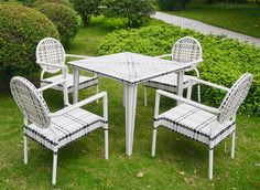 rattan dining set with stackable chairs (DA1088), View white rattan dining set, SHINE Product Details from Shine    Shine Outdoor Rattan Wicker Ding sets From Shine international Group Limitted market4@shininggroups.com Skype: suzen17278630 What's App : +86 13927710930 www.shininggroups.com