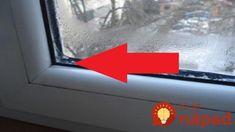 Akonáhle prišla vykurovacia sezóna, začali a nám v byte rosiť okná: Tento jednoduchý trik pomôže rýchlo a úplne zdarma – žiadna vlhkosť ani pleseň! Home Hacks, Chevrolet Logo, Techno, Jar, Cleaning, Logos, Smoothie, Tips, Advice