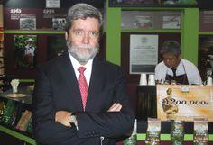 FEDECAFE . Luis Genaro Muñoz, gerente Federación Nacional de Cafeteros.