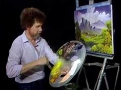 Bob Ross - Painting Nature's Paradise - Bob Ross Fans