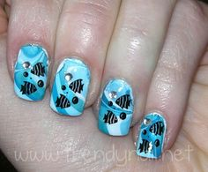Trendy Nail: Konad Nail Stamping