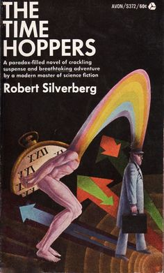 #Books #SciFi | The Time Hoppers, Robert Silverberg