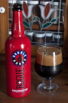 2/10/15 Dancing with Wolves #RogueDoubleChocolateStout