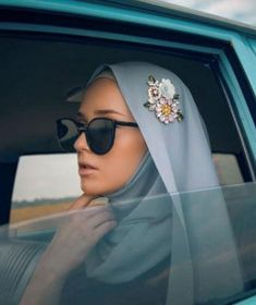 Muslim Fashion, Modest Fashion, Hijab Fashion, Fashion Outfits, Turban, Hijab Teen, How To Wear Hijab, Stylish Hijab, Hijabi Girl