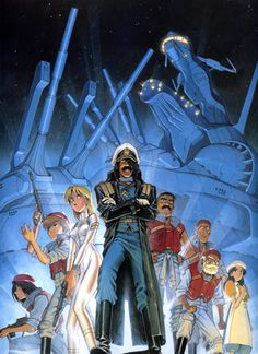Jules Verne au pays du manga : analyse de Fushigi no Umi no Nadia