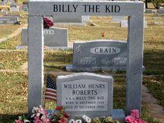 Billy The Kid Grave , Hamilton County .  I Love Texas shared Amy Hosp's Photo