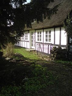 I love Danish houses   - Explore the World with Travel Nerd Nici, one Country at a Time. http://TravelNerdNici.com