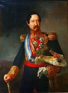 """General Narvaez"" Vicente Lopez."