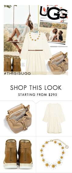 """Play With Prints In UGG: Contest Entry"" by edenslove ❤ liked on Polyvore featuring UGG Australia, Chloé, UGG, Dolce&Gabbana, M&Co and thisisugg"