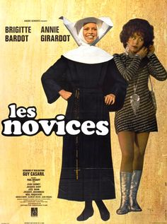 Les Novices | French movie poster 1970.