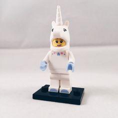 Lego menina unicórnio