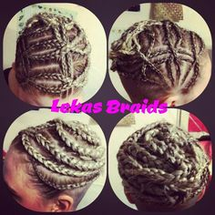 My braids :-)
