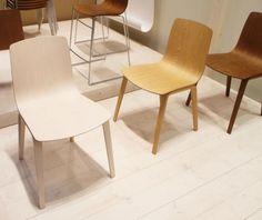 New Arper Aava chair designed by Antti Kotilainen