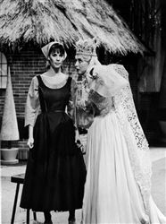 "Lesley Ann Warren and Celeste Holm in the 1965 adaptation of Rodgers & Hammerstein's musical, ""Cinderella"". Adored this! Especially Celeste Holm. My Childhood Memories, Sweet Memories, Portsmouth, Rodgers And Hammerstein's Cinderella, Cinderella Movie, Celeste Holm, Old Tv Shows, Fairy Godmother, Classic Tv"