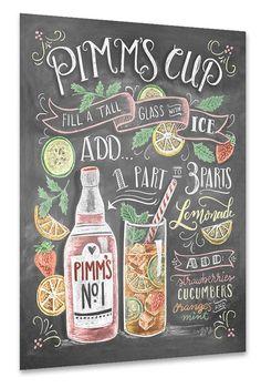 Rezept zum Pimms Cup