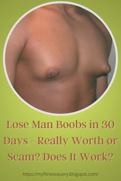 Lose Man Boobs In 30 Days Review - Searching for Lose Man Boobs In 30 Days Guide? Does Lose Man Boobs In 30 Days Book really Worth or Scam? Day Book, Does It Work, Healthy Lifestyle Tips, Third Party, 30 Day, Searching, 30th, Boobs, Lost