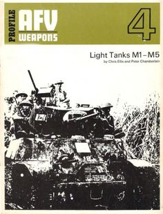 Light Tanks M1- M5 – AFV Weapons 04