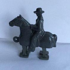 Vintage 1950s Western Mystery Horse Ramp Walker Nabisco Cereal Premium  | eBay