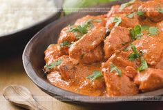 Cielęcina w sosie curry