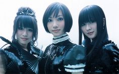Perfume. J-pop band. <3