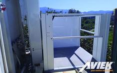 Σε παλαιά τριόροφη κατοικία στη Πάτρα τοποθετήθηκε το αναβατόριο Easy Lift εξωτερικά καθώς ο κάτοικος του δευτέρου δε μπορεί να μετακινηθεί χωρίς αναπηρικό αμαξίδιο. Τώρα πλέον έχουν λύσει το πρόβλημα αυτό με τη χρήση του αναβατορίου Easy Lift της Aviek καθώς μπορεί να έχει πρόσβαση στο σπίτι του καθημερινά με ασφάλεια. Mirror, Furniture, Home Decor, Decoration Home, Room Decor, Mirrors, Home Furnishings, Arredamento, Interior Decorating