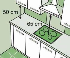 64 Best Ideas For Kitchen Design Plans Layout Kitchen Room Design, Kitchen Sets, Interior Design Kitchen, Kitchen Storage, Küchen Design, House Design, Layout Design, Design Trends, Design Ideas