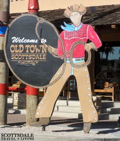 Old Town Scottsdale (Welcome to...)
