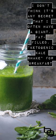 """Now that shake is certainly a good example of a high-fat, low-carb meal that keeps you in ketosis – and I discuss the benefits of ketosis in Chapter 14 of my book """"Beyond Training. But perhaps more importantly, the shake is also extremely nutrient dense, a characteristic of low-carb meals that is often lost in an era of simply guzzling MCT Oil or consuming insane amounts of heavy cream and butter."""