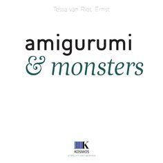 In Amigurumi & monsters van Tessa van Riet-Ernst staan 15 amigurumi-patronen om te haken. Het thema is monsters. Geen gevaarlijke engerds, maar gezellige griezels die ieders hart stelen. Zoals een groene draak die zijn teddybeer altijd stevig vasthoudt en een hulpeloze krokodil zonder zwemdiploma. Alle amigurumi's zijn voorzien van duidelijke haakpatronen, inclusief (stappen)foto's. Geschikt voor beginnende en gevorderde haaksters.