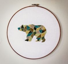 robot-heart:    (via green and bear it embroidery ON HOLD by hidethegoodscissors)