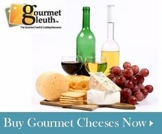 LOVE gourmet cheese and wine. Check out this guide to wine and cheese pairings.